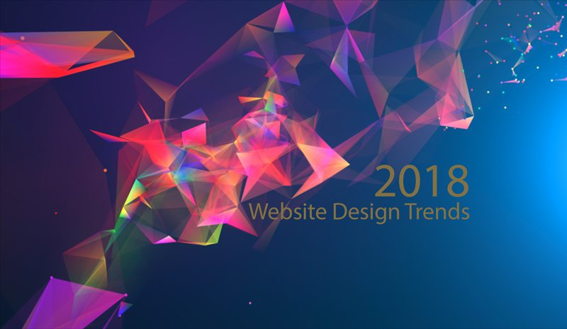 6 Website Design Trends for 2018